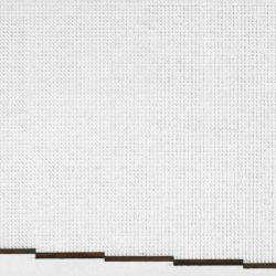 莊普,一束知覺,2016,紙、鋁製品、畫布,73 x 91 cm